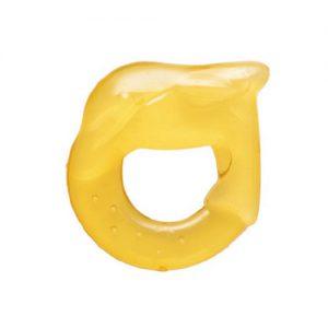 שכן הקרור מיועד להקלה על כאבי התינוק בזמן צמיחת השיניים. את הנשכן יש לאחסן במקרר ולהגיש לתינוק כשהוא קר. עשוי מחומר שאינו רעיל מופיע בדוגמאות ובצבעים שונים