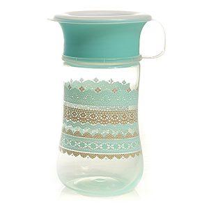 כוס אימון לתינוקות/ילדים חזקה ואיכותית – כוס הפלא 360 כוס אימון חזקה ואיכותית, בעלת מכסה מתברג עם פטנט חדשני לשתיה חופשית מכל כיווני הכוס. הכוס מסייעת לגמילה מהבקבוק. הכוס בנויה בצורה מיוחדת המונעת נזילות, גם כאשר הכוס הפוכה. (יש להקפיד לא לנער את הכוס)