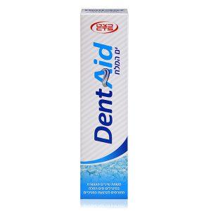 משחת שיניים דנטאייד מסדרת ים המלח מועשרת במינרלים מים המלח התורמים להרגעת החניכיים