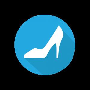 ניקוי נעלים